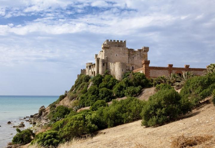 Matrimonio Vista Mare Toscana : I castelli del nisseno sicilia da vedere e gustare